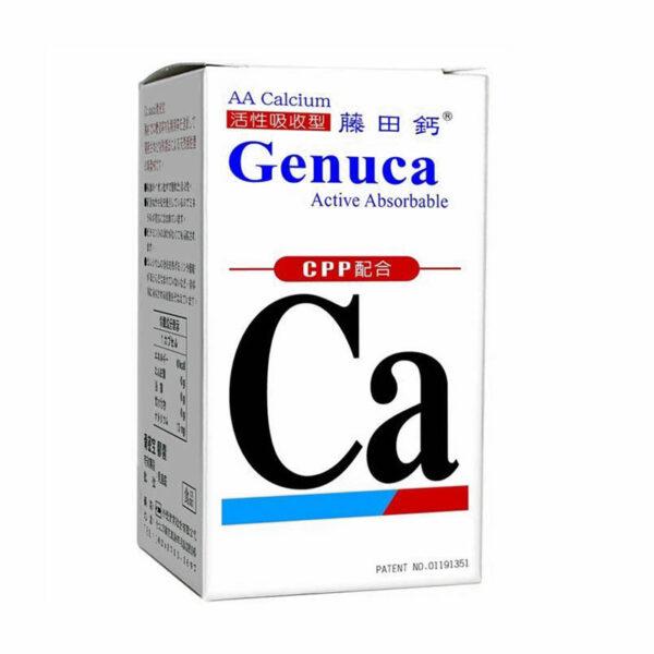 AA Calcium 藤田鈣膠囊 60顆