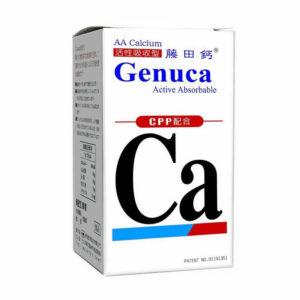 AA Calcium 藤田鈣膠囊 200顆